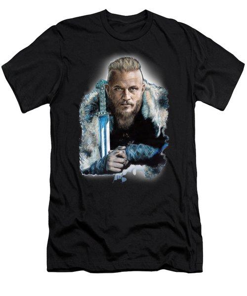 Ragnar Lothbrok Men's T-Shirt (Athletic Fit)