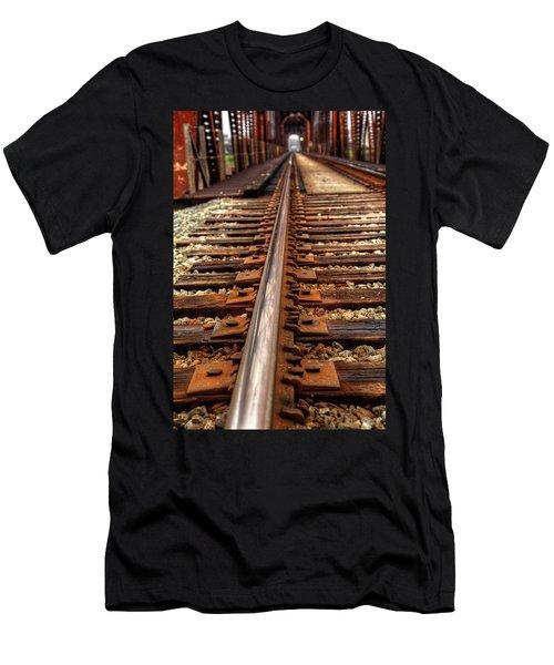 Railway Men's T-Shirt (Athletic Fit)