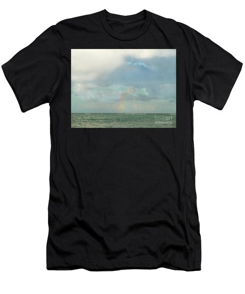 Rainbow 1 Men's T-Shirt (Athletic Fit)