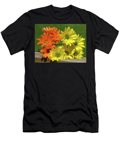 Rainbow Mums 4 Of 5 Men's T-Shirt (Athletic Fit)