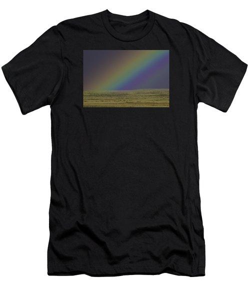 Rainbows End Men's T-Shirt (Athletic Fit)