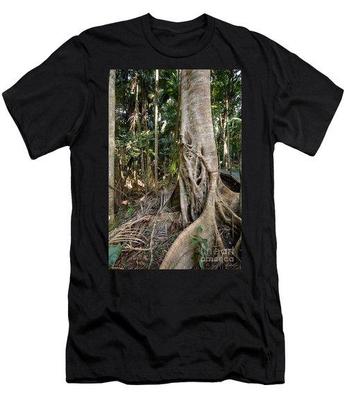 Rainforest Majesty Men's T-Shirt (Athletic Fit)