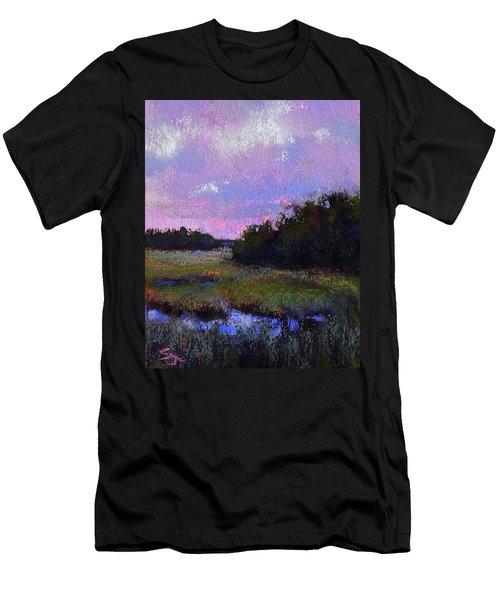 Rain's Retreat Men's T-Shirt (Athletic Fit)