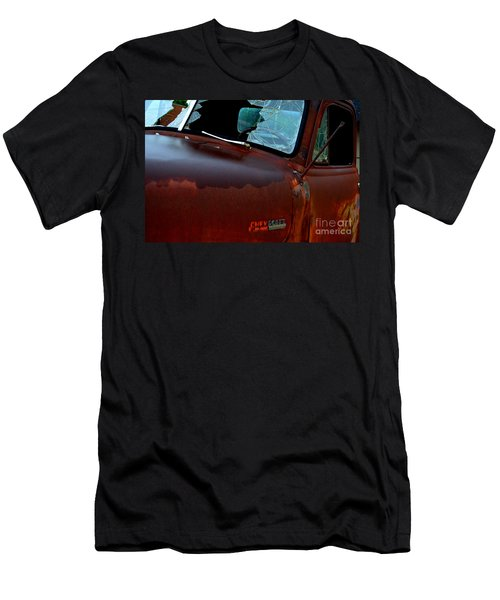 Rainy Day Chevrolet 4 Men's T-Shirt (Athletic Fit)