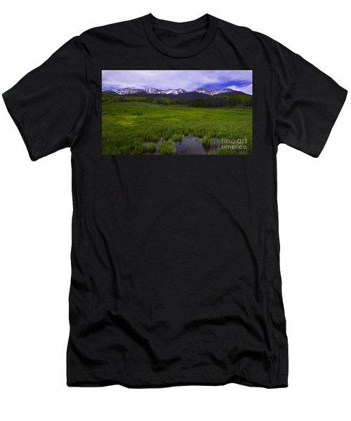 Rainy Season Men's T-Shirt (Athletic Fit)