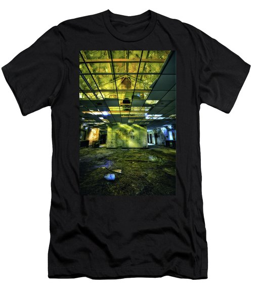 Raise The Roof Men's T-Shirt (Athletic Fit)