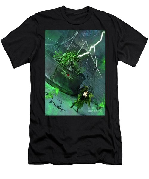 Raising The Dragon Men's T-Shirt (Athletic Fit)