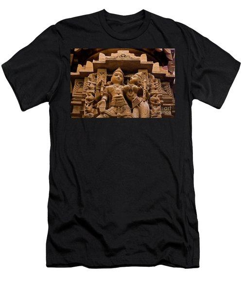 Rajashtan_d293 Men's T-Shirt (Athletic Fit)