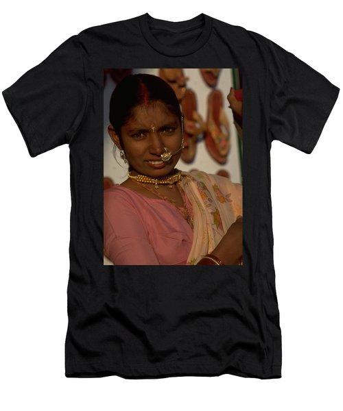 Rajasthan Men's T-Shirt (Athletic Fit)