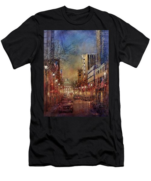 Raleigh Light Men's T-Shirt (Athletic Fit)