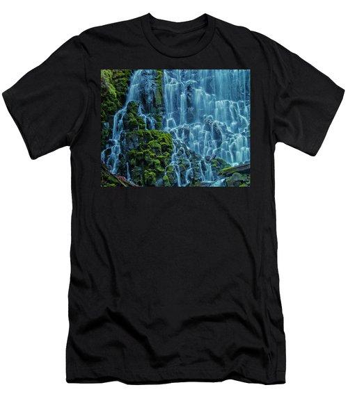 Ramona Falls  Men's T-Shirt (Athletic Fit)