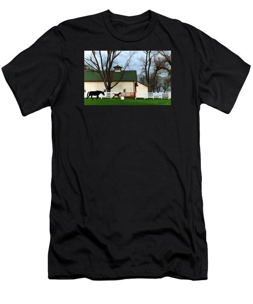Ramsey Farm Men's T-Shirt (Athletic Fit)