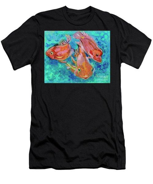 Ramshead Goldfish Men's T-Shirt (Athletic Fit)