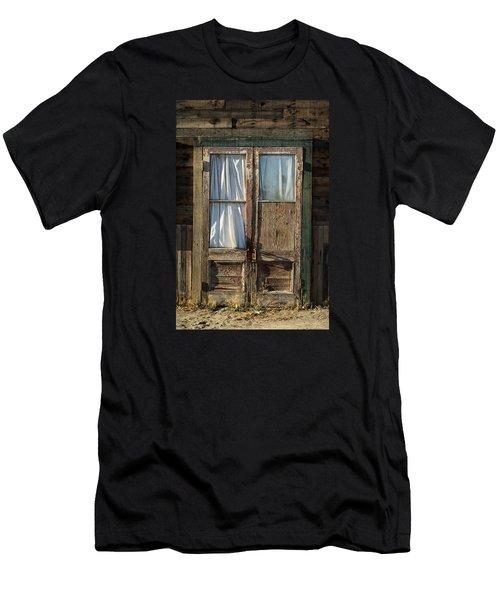 Randsburg Door No. 1 Men's T-Shirt (Athletic Fit)