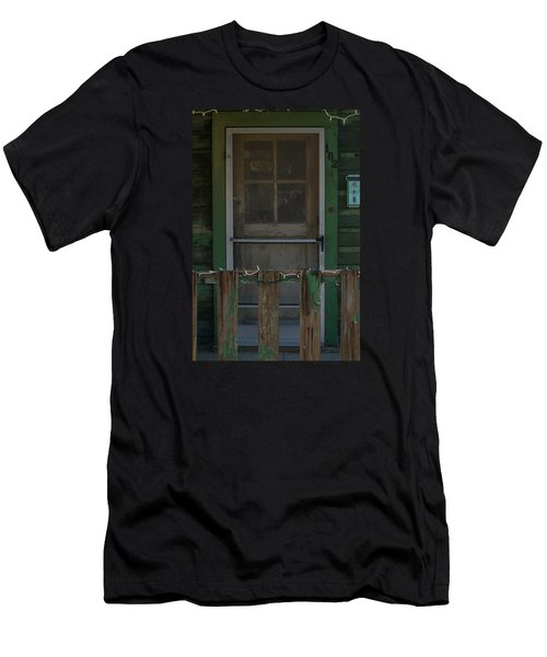 Randsburg Door No. 3 Men's T-Shirt (Athletic Fit)