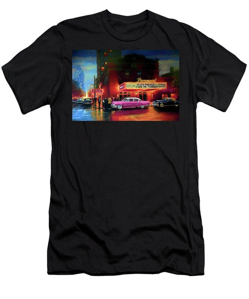 Randy R's Love Me Tender Men's T-Shirt (Athletic Fit)