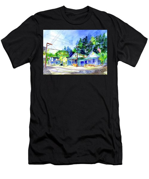 Randy's Dutch Flat Men's T-Shirt (Athletic Fit)