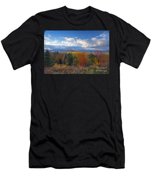 Rangeley Vista Men's T-Shirt (Athletic Fit)