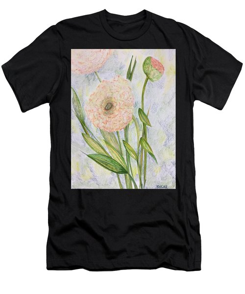 Ranunculus Men's T-Shirt (Athletic Fit)