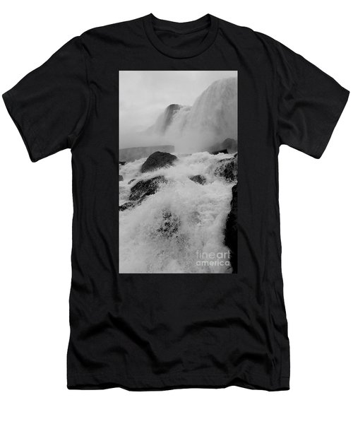 Rapid Stream Men's T-Shirt (Athletic Fit)