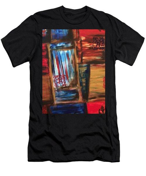 Rare Passage Men's T-Shirt (Athletic Fit)