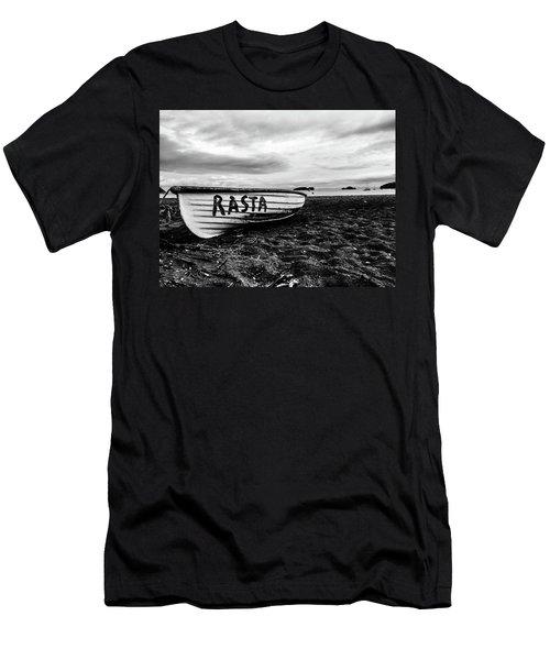 Rasta Noire  Men's T-Shirt (Athletic Fit)