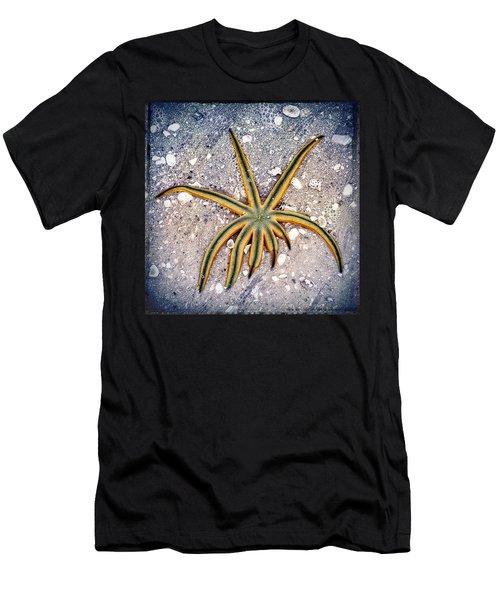 Rasta Star Men's T-Shirt (Athletic Fit)
