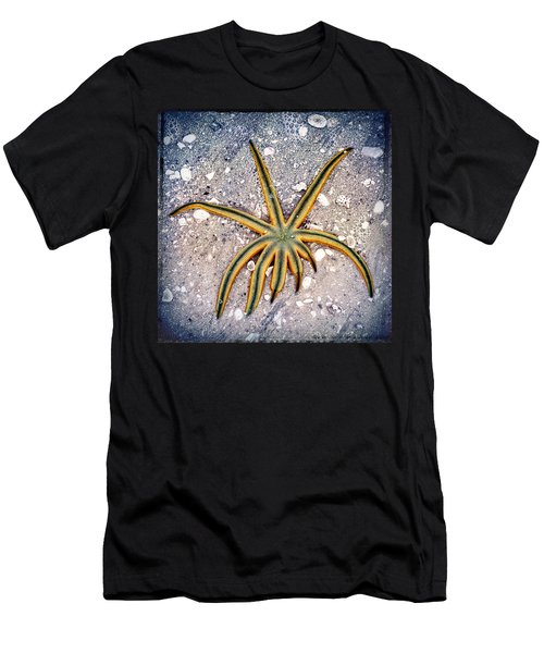 Rasta Star Men's T-Shirt (Athletic Fit)