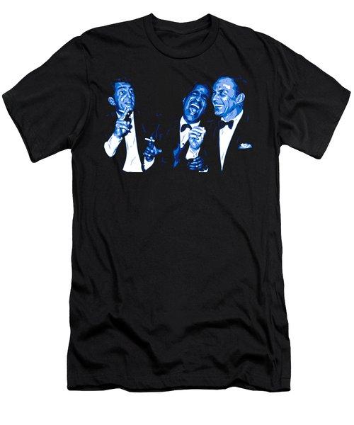 Rat Pack At Carnegie Hall Men's T-Shirt (Athletic Fit)