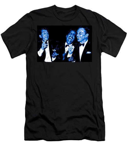 Rat Pack At Carnegie Hall Men's T-Shirt (Athletic Fit)
