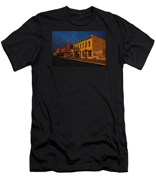 Raton Historic District Men's T-Shirt (Athletic Fit)