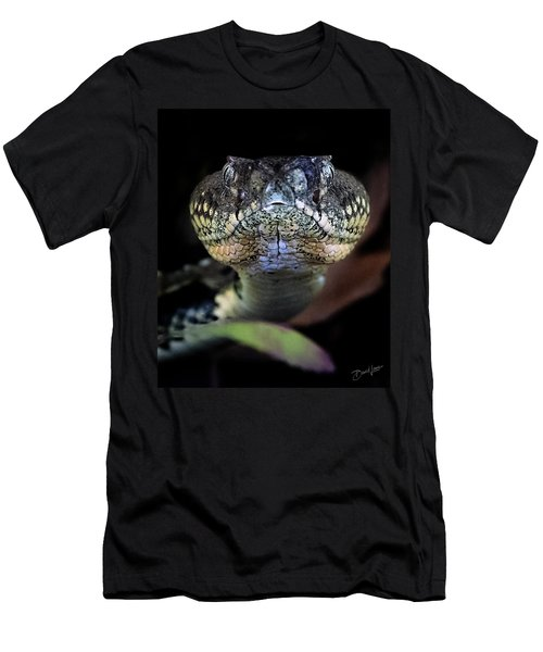 Rattler Eye To Eye Men's T-Shirt (Athletic Fit)