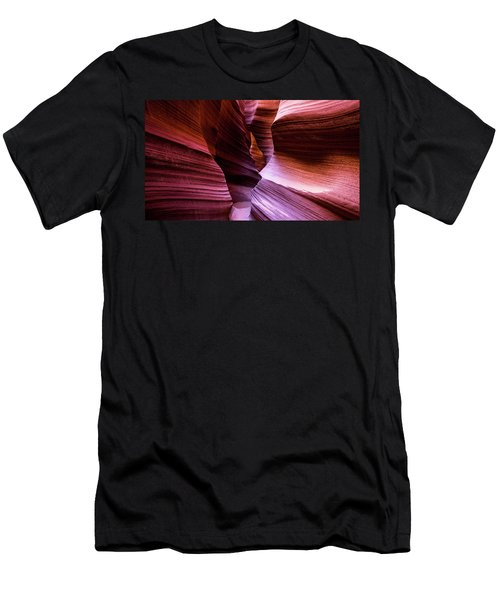 Men's T-Shirt (Athletic Fit) featuring the photograph Rattlesnake Canyon by Stephen Holst