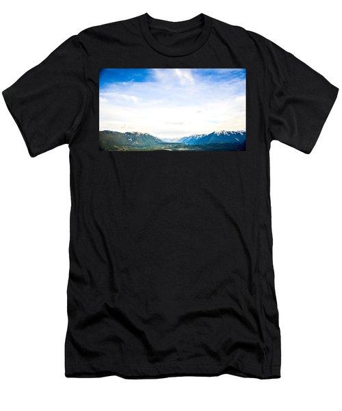 Rattlesnake Ledge 3 Men's T-Shirt (Athletic Fit)