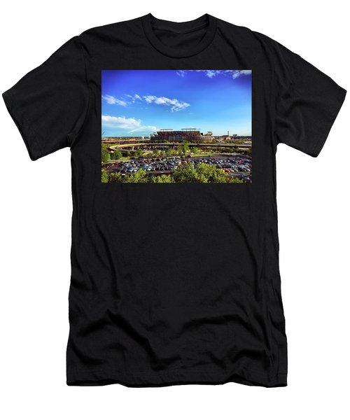 Ravens Stadium Men's T-Shirt (Athletic Fit)