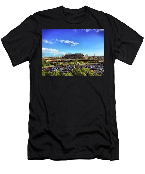 Ravens Stadium Men's T-Shirt (Athletic Fit)