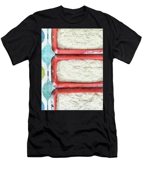 Raw Bread Dough Men's T-Shirt (Athletic Fit)