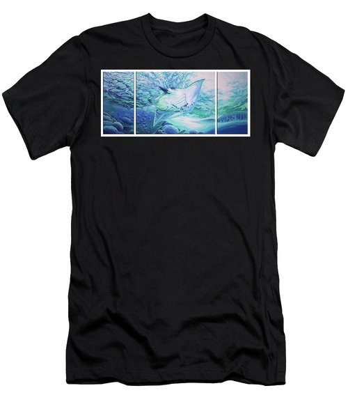 Ray Men's T-Shirt (Athletic Fit)