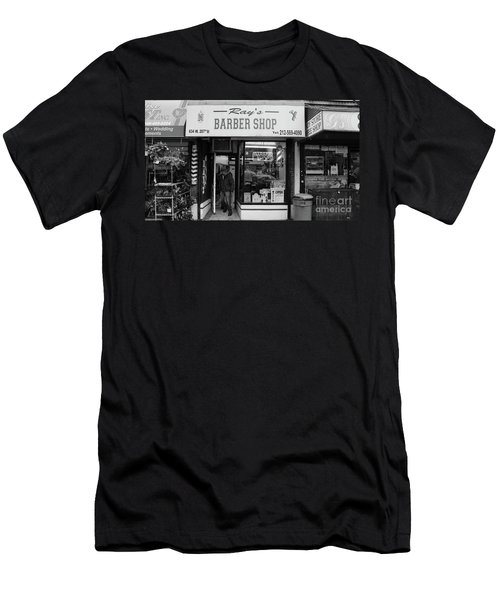Ray's Barbershop Men's T-Shirt (Athletic Fit)