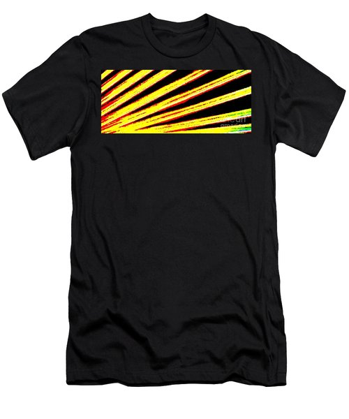 Rays Of Light Men's T-Shirt (Athletic Fit)