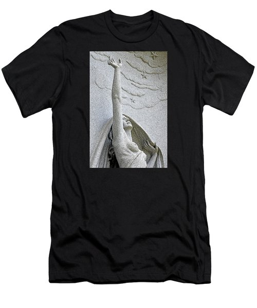 Reach For The Stars Men's T-Shirt (Athletic Fit)