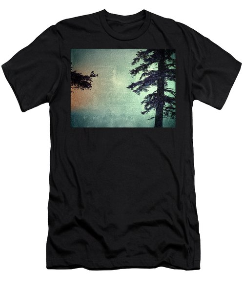 Men's T-Shirt (Slim Fit) featuring the photograph Reach Me  by Mark Ross