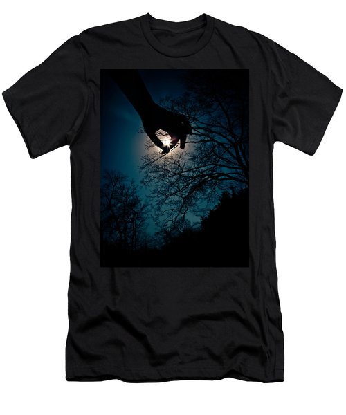 Reaching For The Stars Men's T-Shirt (Athletic Fit)