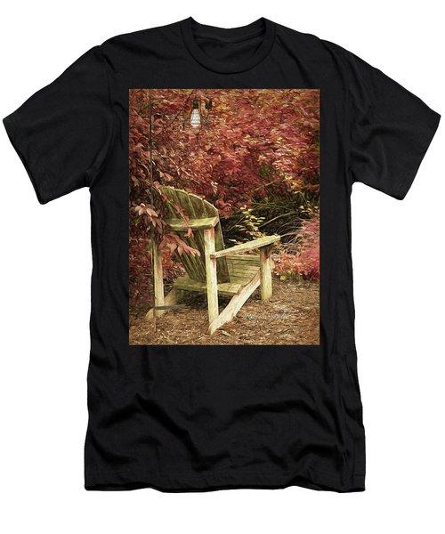 Reading Nook Men's T-Shirt (Athletic Fit)