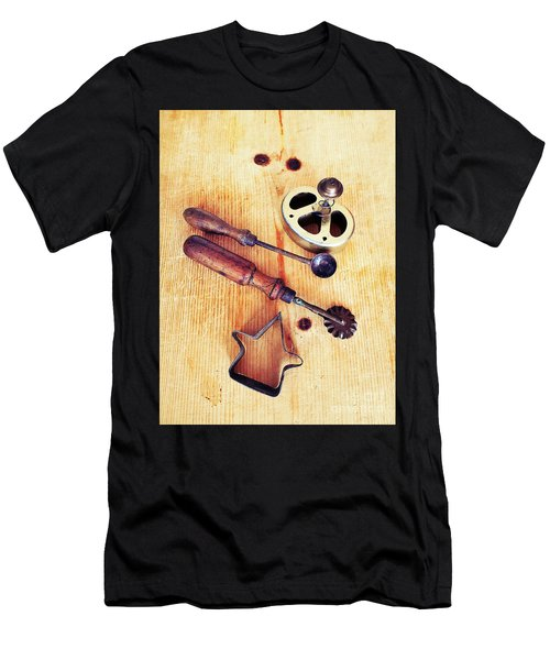 Ready For Baking Men's T-Shirt (Athletic Fit)