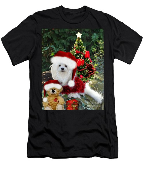 Ready For Christmas Men's T-Shirt (Athletic Fit)