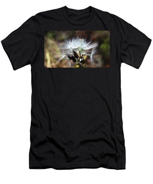 Ready To Fly... Salsify Seeds Men's T-Shirt (Athletic Fit)