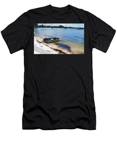 Ready To Go Men's T-Shirt (Athletic Fit)