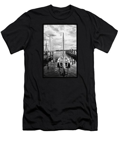 Ready To Set Sail Men's T-Shirt (Athletic Fit)