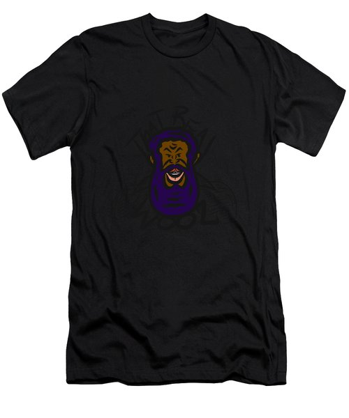 Real Wool Gold Men's T-Shirt (Athletic Fit)